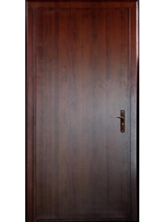 Металлическая входная дверь с порошковым напылением под дерево 6