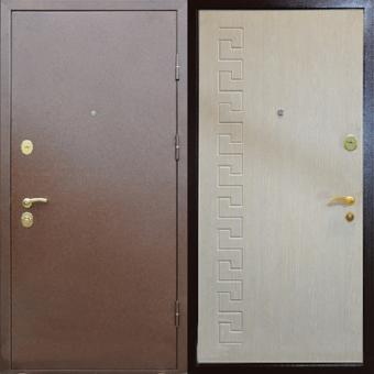 Дверь металлическая входная порошок 1