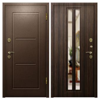 Дверь металлическая входная порошок 4