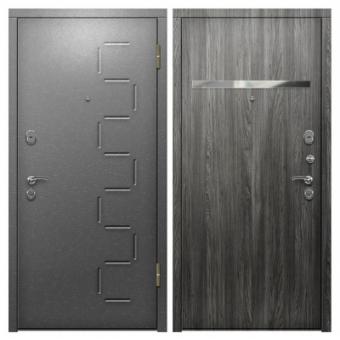Дверь металлическая входная порошок 6
