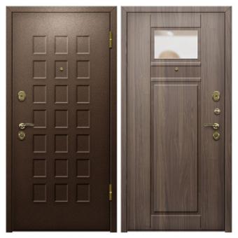Дверь металлическая входная порошок 9
