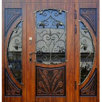 Входная парадная дверь ПД14