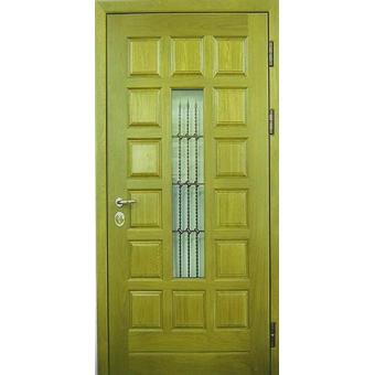 Металлическая входная дверь массив ДМ5