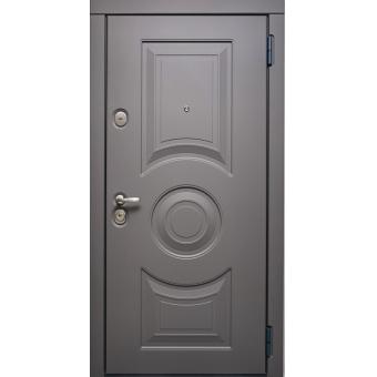 Входная металлическая дверь МДФ Футура 20