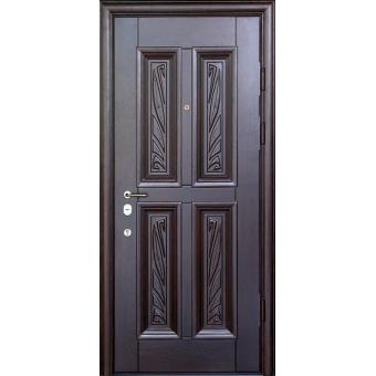 Дверь металлическая МДФ-38