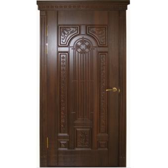 Металлическая входная дверь МДФ  19