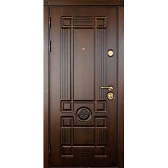 Металлическая входная дверь МДФ 22