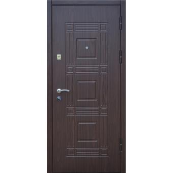 Металлическая входная дверь МДФ 23