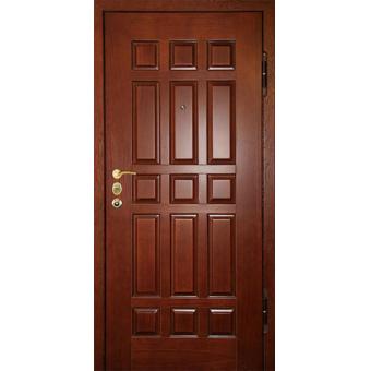 Дверь металлическая входная МДФ 14