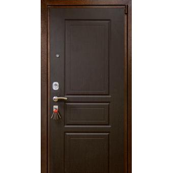 Металлическая входная дверь МДФ10