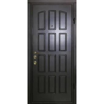 Металлическая входная дверь МДФ3