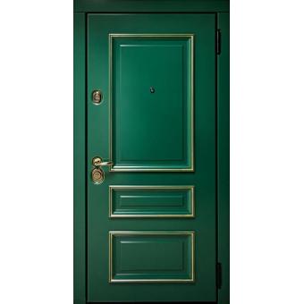Металлическая входная дверь МДФ8