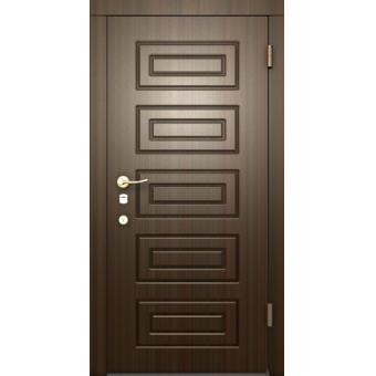 Металлическая входная дверь МДФ9