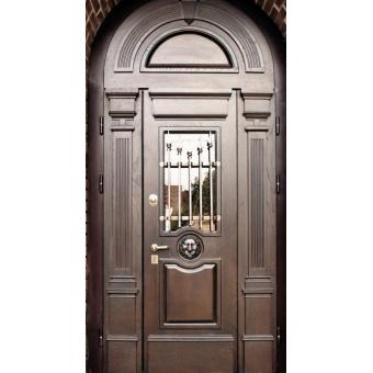 Входная парадная дверь ПД45
