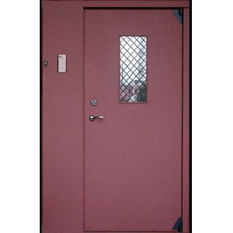 Дверь металлическая в подъезд ПД-2