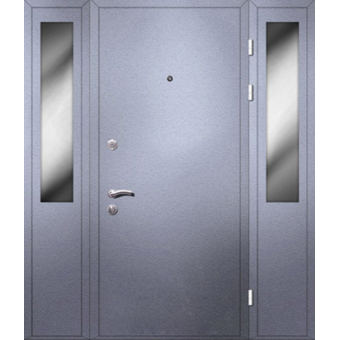 Тамбурная металлическая дверь ТТД1