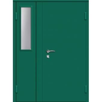 Тамбурная металлическая дверь ТТД10