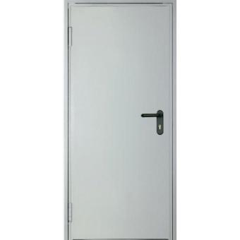 Дверь металлическая противопожарная ТПП1