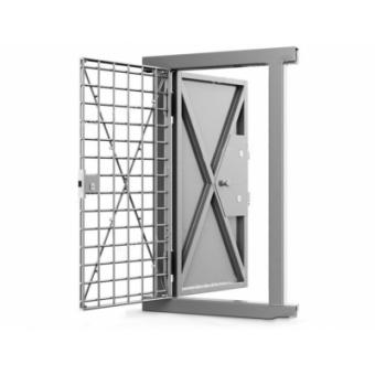 Дверь металлическая КХО-1