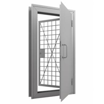 Дверь металлическая КХО-2