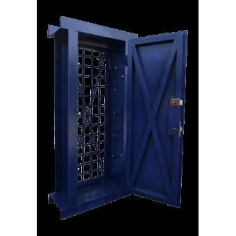 Дверь металлическая КХО-3