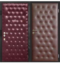 Дверь металлическая дутая ВД2
