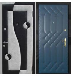 Дверь металлическая дутая ВД3