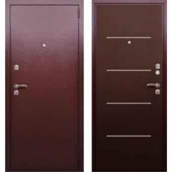 Дверь входная металлическая эконом-12