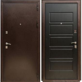 Дверь входная металлическая эконом-14