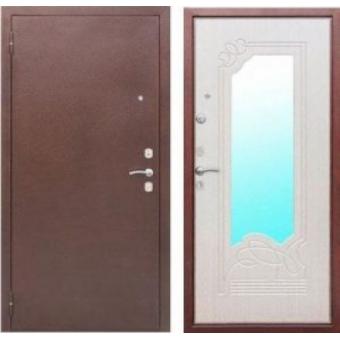 Дверь входная металлическая эконом-21
