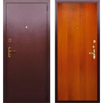 Дверь входная металлическая эконом-3