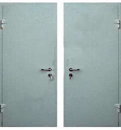 Металлическая входная дверь с окрасом НЦ-5