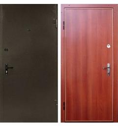Дверь металлическая входная ламинат ПЛ1