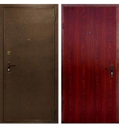 Дверь металлическая входная ламинат ПЛ2