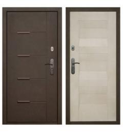 Металлическая дверь ПВХ-1