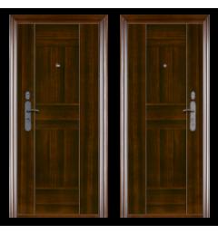 Металлическая дверь ПВХ-2
