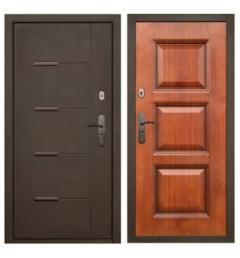 Металлическая дверь ПВХ-4