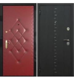 Дверь входная металлическая винилискожа - В4